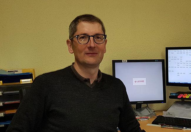 David Lachand (Gérant)
